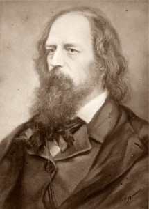 Tennyson remains one of the most popular British poets of all time.